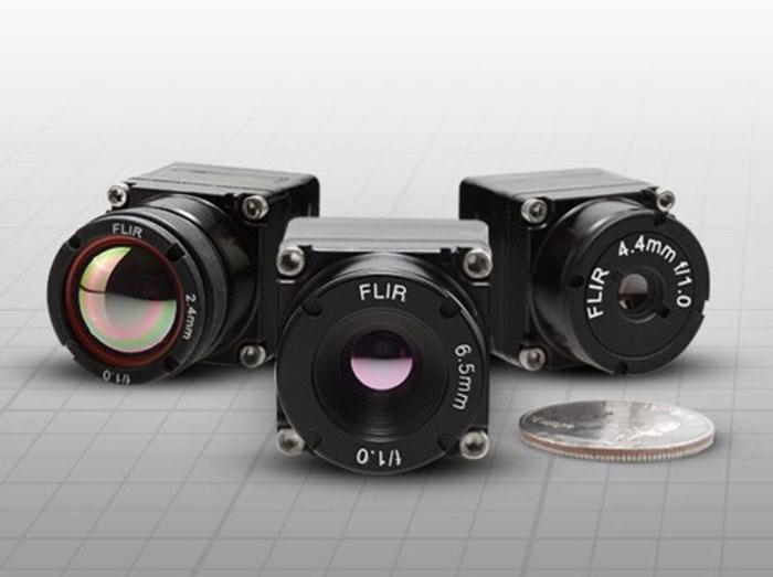 FLIR Unveils Smallest, Lightest Uncooled Thermal Camera