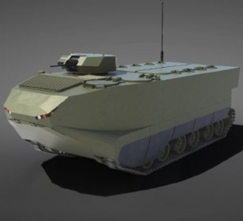 FNSS to Supply ZAHA Armored Amphibious Assault Vehicle to Turkish Navy