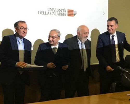 Fincantieri, University of Calabria Sign Training Agreement