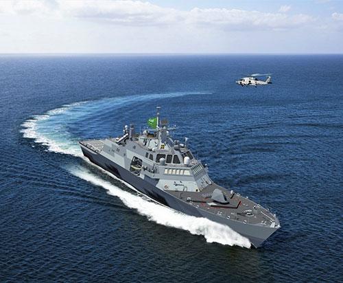 Fincantieri Marinette Marine to Build 4 Ships for Saudi Arabia