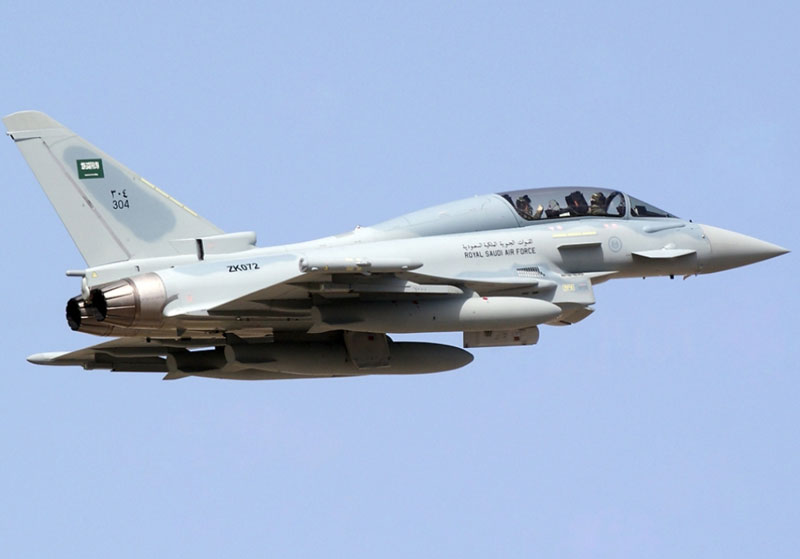 Finmeccanica Unsure on $8 Billion Eurofighter Deal with Kuwait