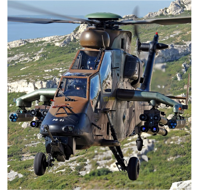 French Army Aviation Receives First Tiger HAD Retrofit