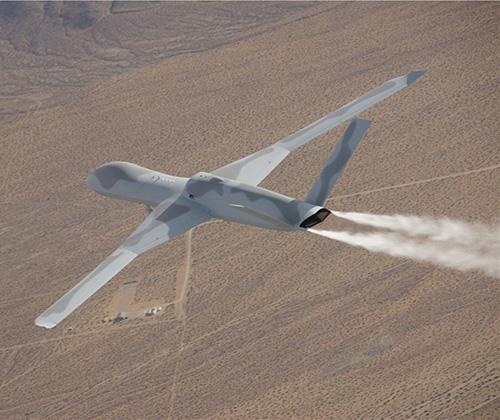 GA-ASI Avenger ER Sets New Endurance Record