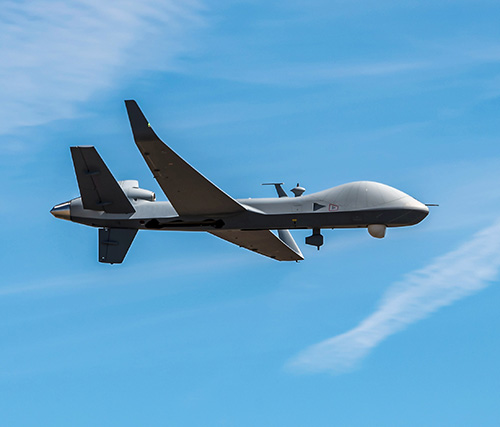 GA-ASI Gains Experimental Certification on Newest MQ-9B SkyGuardian
