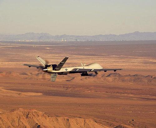 GA-ASI Tests Air-To-Space Laser Communication System