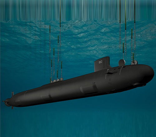 GD Electric Boat to Build 9 New Virginia-Class Submarines for US Navy