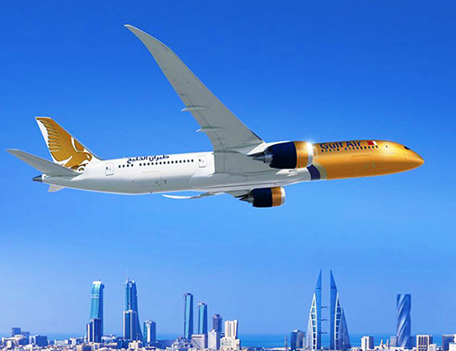 Gulf Air Adopts Honeywell's GoDirect Flight Efficiency Software