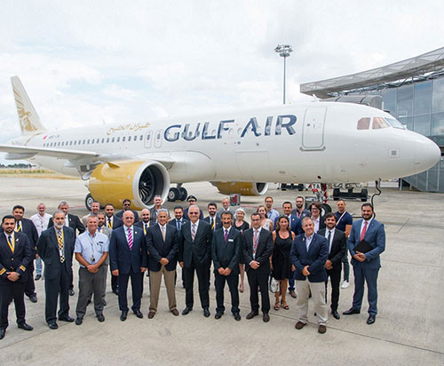 Gulf Air Implements Collins Aerospace GlobalConnect For A320neo Fleet