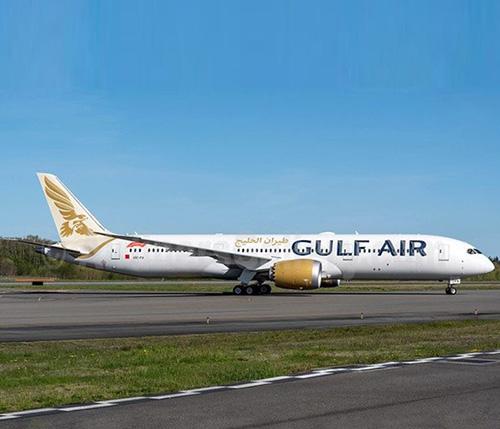 Gulf Air Showcases Boeing 787-9 Dreamliner to Bahrain Media