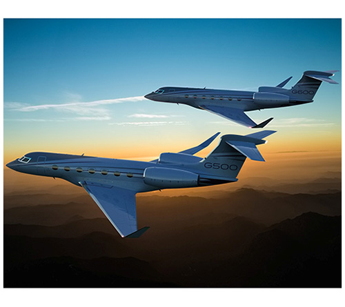 Gulfstream G500 and G600 to Make ABACE Debut