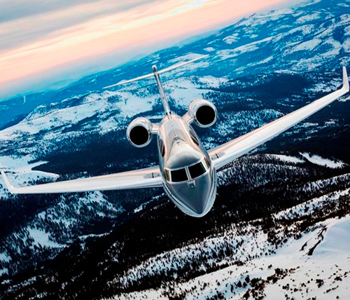 Gulfstream G600, G500 Make European Debut at EBACE 2018