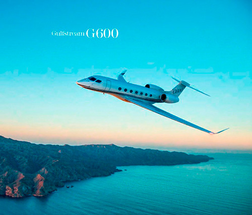 Gulfstream G600 to Deliver Even Better Range