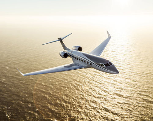 Gulfstream G650ER Sets Longest Business Jet Flight Record