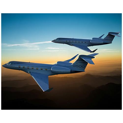 Gulfstream to Debut G500 & G600 at MEBAA Show in Dubai