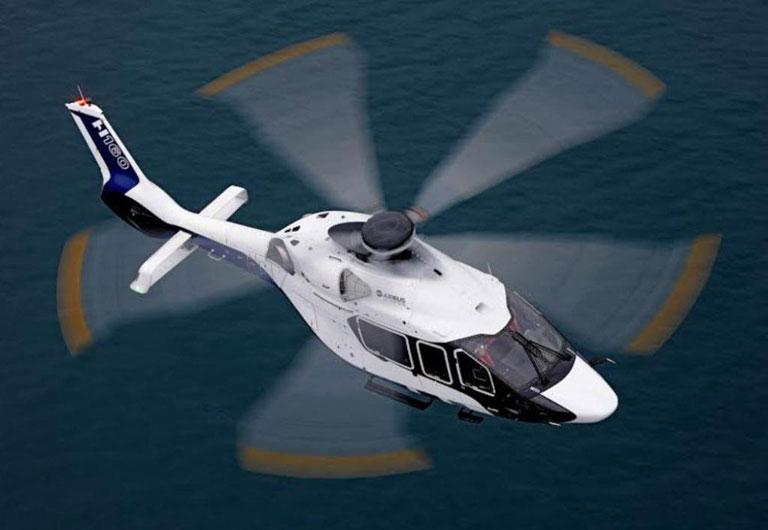 H160 Demos Next-Gen Passenger Experience in Flight Tests