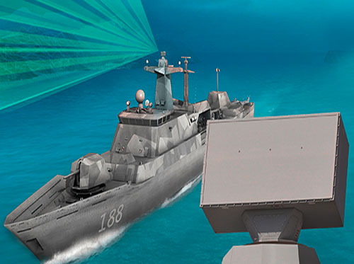 HENSOLDT's Advanced Radar Technologies Countering New Maritime Threats