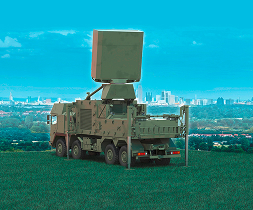 HENSOLDT Introduces TRML-4D Multi-Function Radar