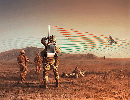 HENSOLDT Develops Xpeller Counter-UAV System