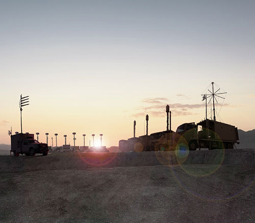 HENSOLDT Presents Tactical EW Systems (TEWS) for Spectrum Dominance