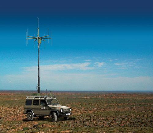 HENSOLDT Presents TwInvis Passive Radar System