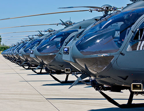 HENSOLDT to Supply Airborne Missile Protection System for H145M Helicopter