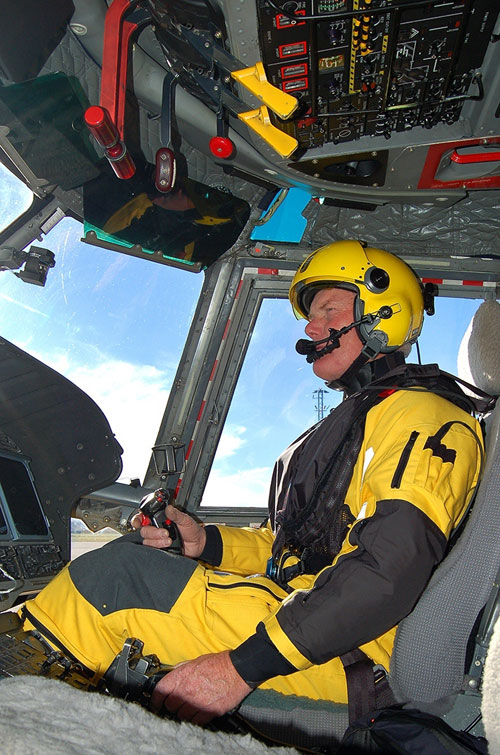 Hansen Protection Develops New Suit for Helicopter Crews