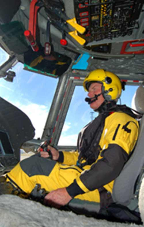 Hansen Protection Launches New Suit for Helicopter Crews