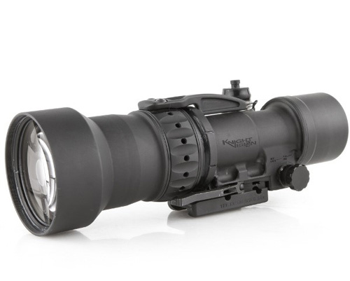 Harris Launches 3rd Generation Night Vision Weapon Sight