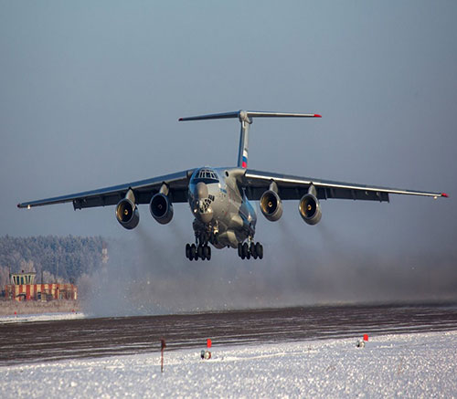 IL-76MD 90A: New Step in VKS Transport Aviation