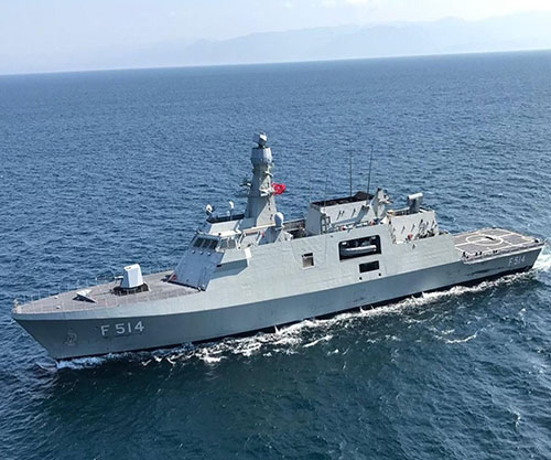 In addition to UAVs, Ukraine to Acquire Ada-Class Corvettes from Turkey