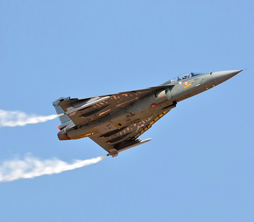 India to Buy 83 Locally Made Tejas Light Combat Aircraft