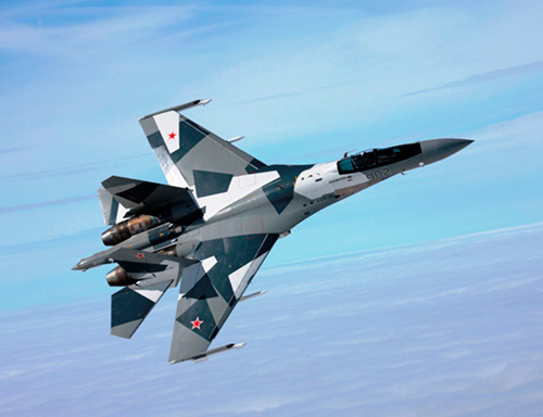 Indonesia to Receive First Su-35 Fighter Jet by October