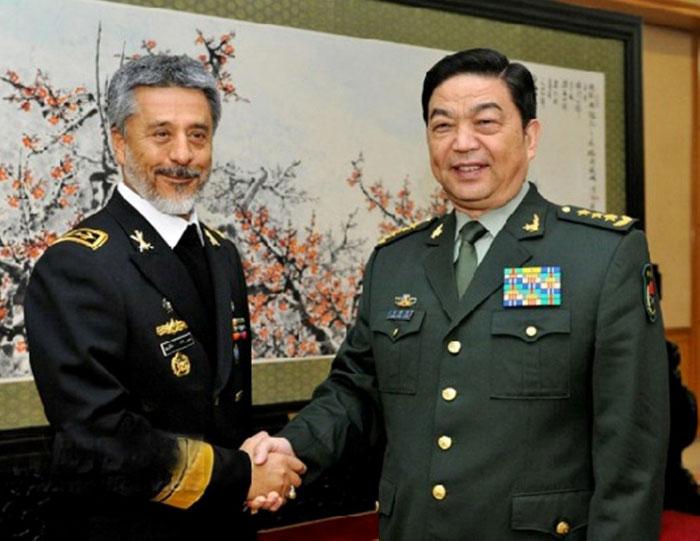 Iran, China Expand Defense, Naval Cooperation