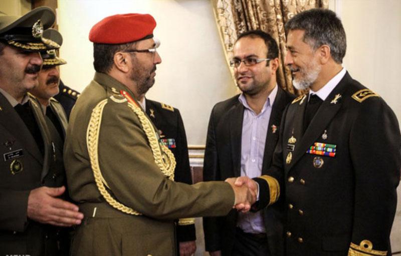 Iran, Oman to Conduct Joint Naval Drills Tomorrow