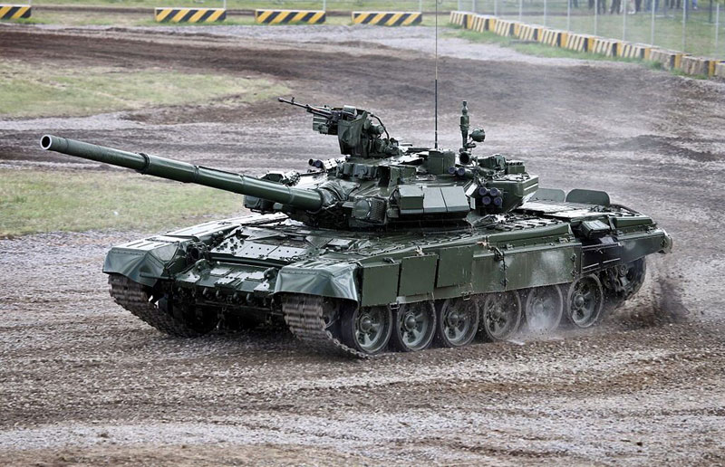 Iran No Longer Interested in Buying T90 Battle Tank