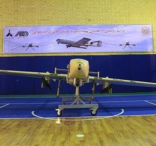 Iran Starts Producing Drones Equipped with Smart Bombs