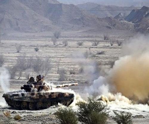 Iran Tests Precision-Targeting Artillery Munitions