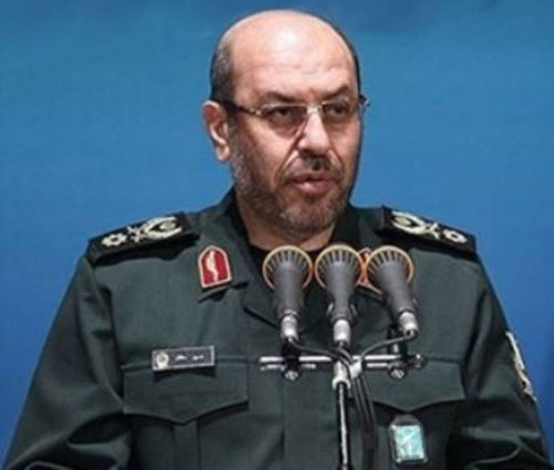 Iran Unveils Seven Geographic Projects for Defense Purposes