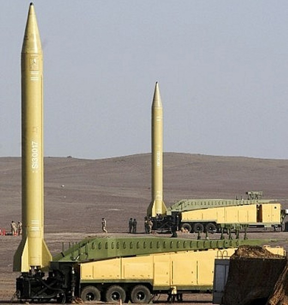 Iran to Expand Missile Program; U.S. to Delay Sanctions
