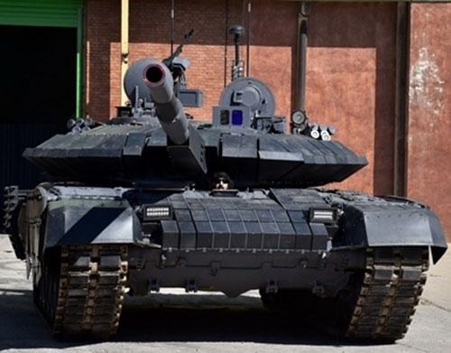 Iranian Army to Get Home-Made Karrar Tanks