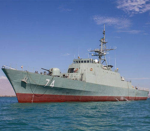 Iranian Navy to Build 5,000 to 7,000-Ton Destroyer