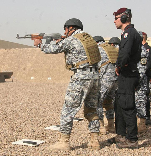 Iraq Calls on NATO to Continue Training its Forces