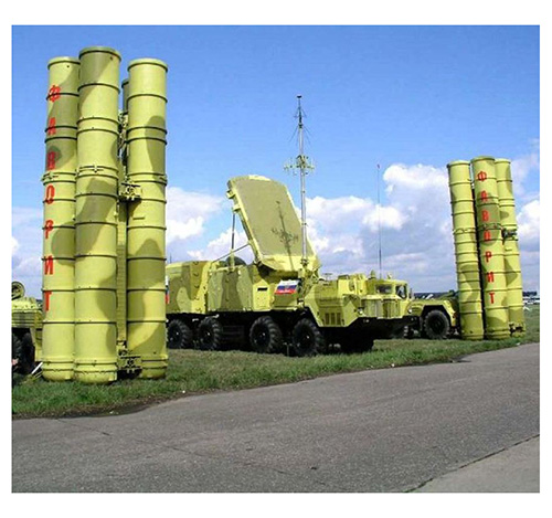 Israel Alarmed Over Possible S-300 System Sale to Syria
