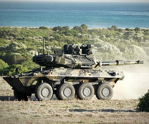 Italian Army to Receive 86 Additional Centauro II Armoured Vehicles