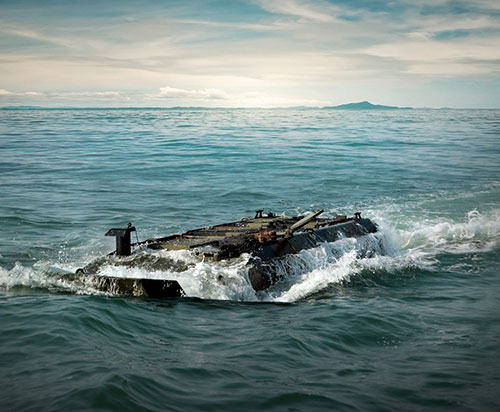 Iveco DV, BAE Systems to Supply 26 More ACVs to U.S. Marine Corps