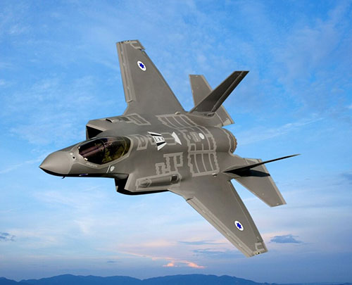 Japan to Buy 105 F-35 Stealth Fighter Jets
