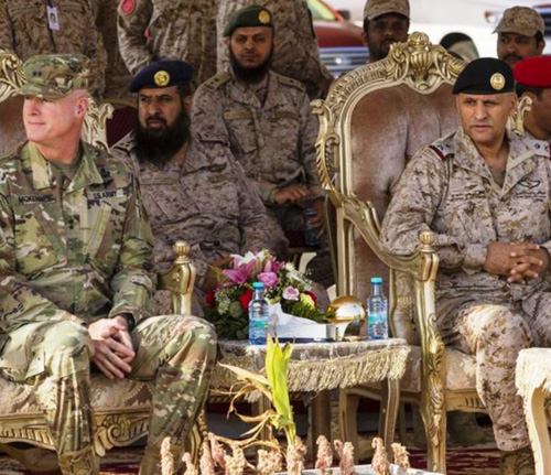 Joint Saudi, US Military Drill Concludes in Tabuk