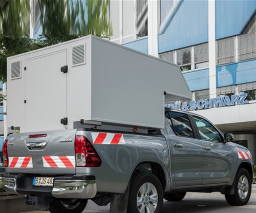 Kenya Selects Rohde & Schwarz Mobile Monitoring Stations