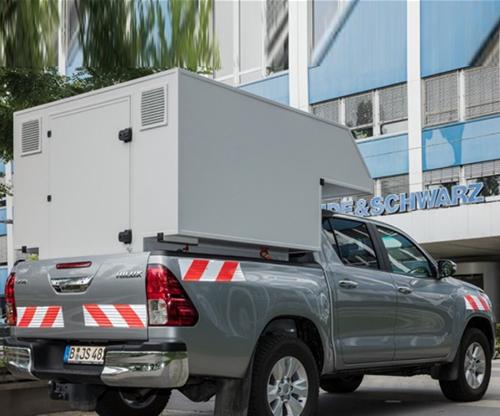 Kenya Selects Rohde & Schwarz Mobile Monitoring Stations