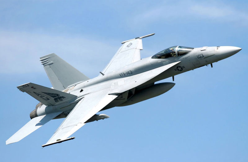 Kuwait Sticking to F-18 Super Hornet Despite Approval Delay